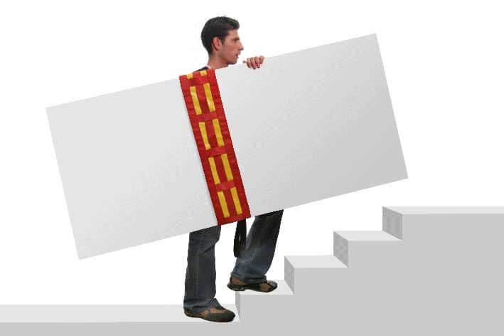 Pakkebelte-1-mann-trapp